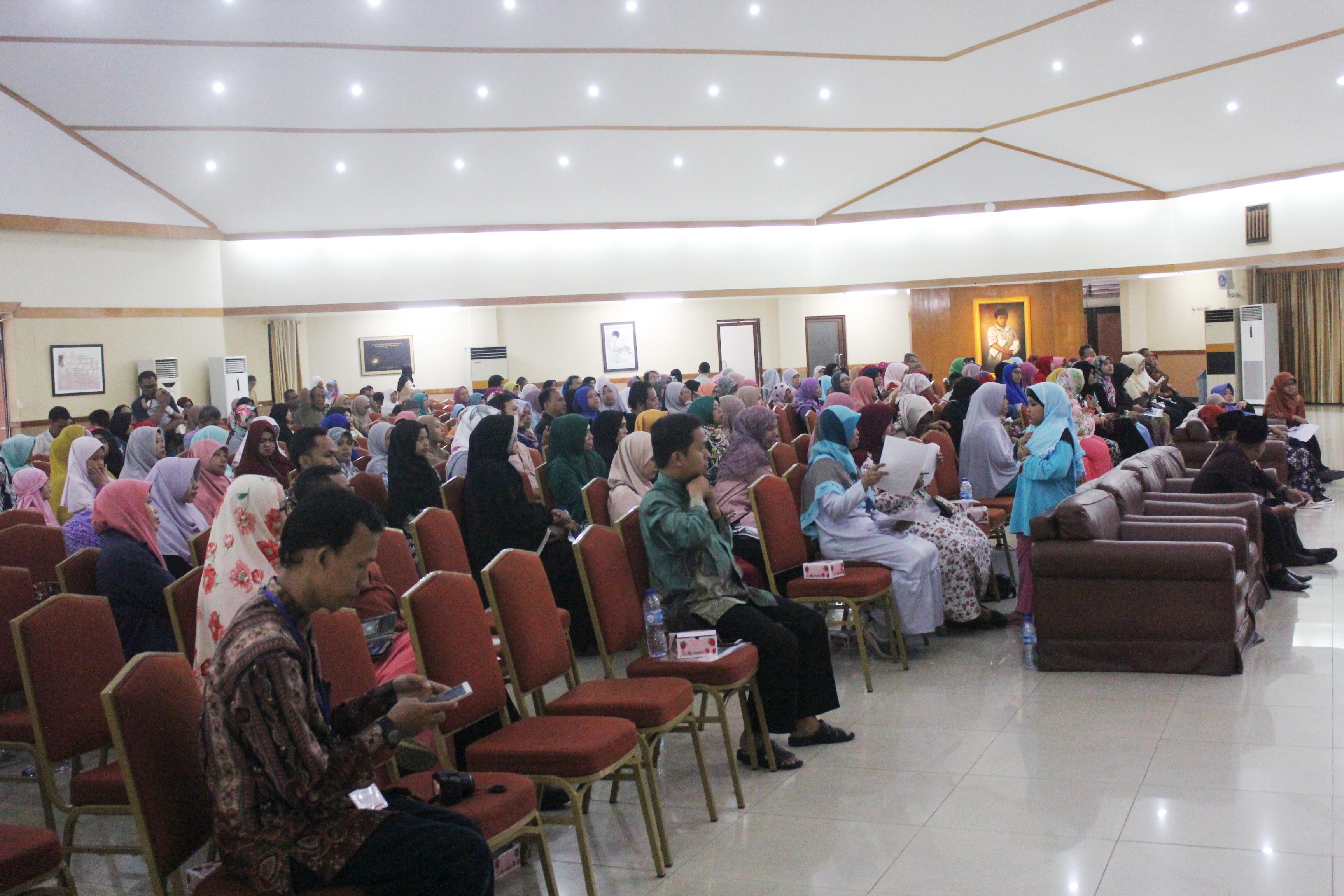 Seminar Parenting SDIT Al Azkar Pamulang 2